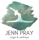 JENN PRAY yoga & wellness